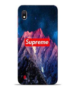 Mountain Samsung Galaxy A10 Back Cover