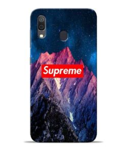 Mountain Samsung Galaxy A30 Back Cover