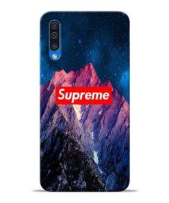 Mountain Samsung Galaxy A50 Back Cover
