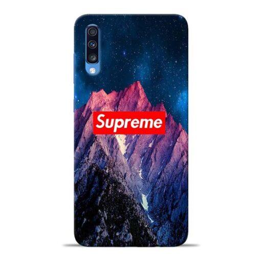 Mountain Samsung Galaxy A70 Back Cover