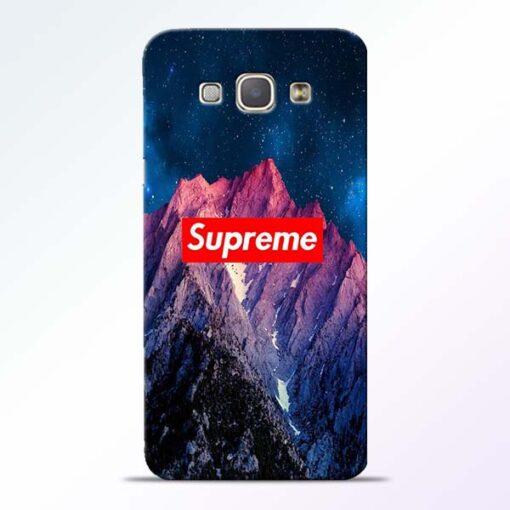 Mountain Samsung Galaxy A8 2015 Back Cover
