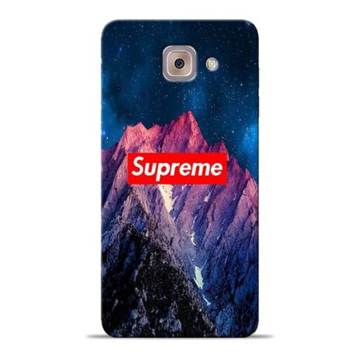Mountain Samsung Galaxy J7 Max Back Cover