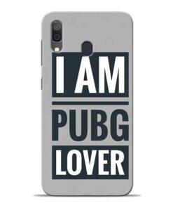 PubG Lover Samsung Galaxy A30 Back Cover