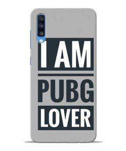 PubG Lover Samsung Galaxy A70 Back Cover