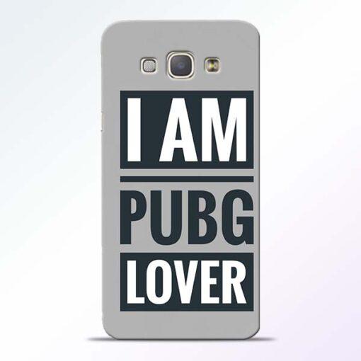 PubG Lover Samsung Galaxy A8 2015 Back Cover