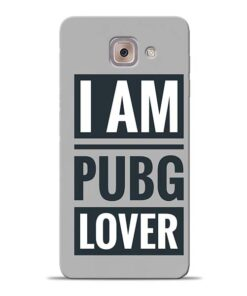 PubG Lover Samsung Galaxy J7 Max Back Cover