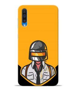 Pubg Face Samsung Galaxy A50 Back Cover