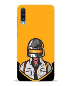 Pubg Face Samsung Galaxy A70 Back Cover