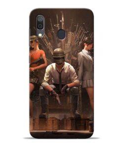 Pubg Girl Samsung Galaxy A30 Back Cover