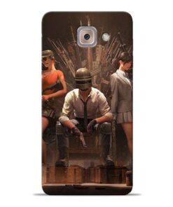 Pubg Girl Samsung Galaxy J7 Max Back Cover