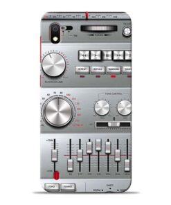 Radio Beat Samsung Galaxy A10 Back Cover