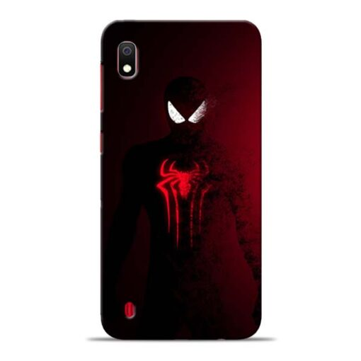 Red Spider Samsung Galaxy A10 Back Cover