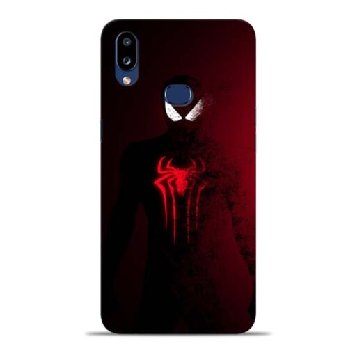 Red Spider Samsung Galaxy A10s Back Cover