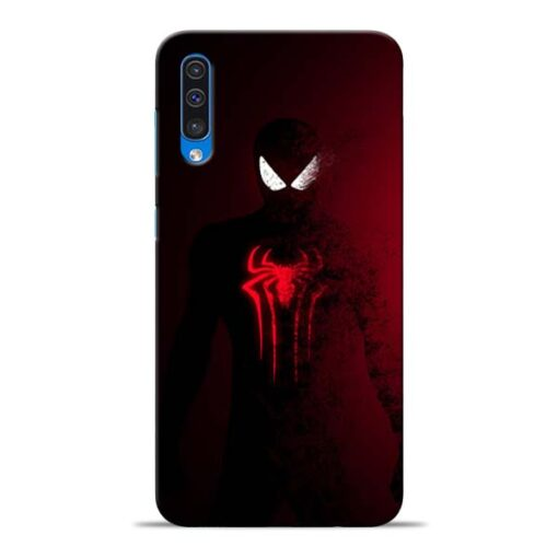 Red Spider Samsung Galaxy A50 Back Cover