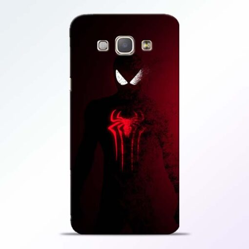 Red Spider Samsung Galaxy A8 2015 Back Cover