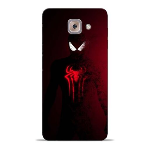 Red Spider Samsung Galaxy J7 Max Back Cover
