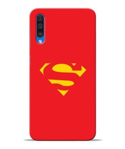 Red Super Samsung Galaxy A50 Back Cover