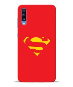 Red Super Samsung Galaxy A70 Back Cover