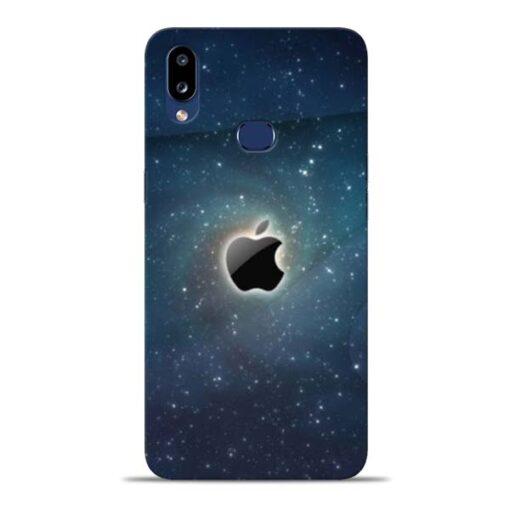 Shine Star Samsung Galaxy A10s Back Cover