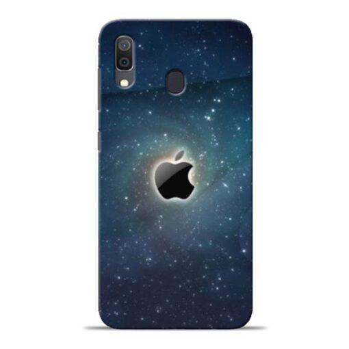 Shine Star Samsung Galaxy A30 Back Cover