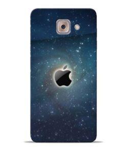 Shine Star Samsung Galaxy J7 Max Back Cover