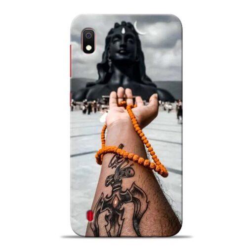 Shiva Samsung Galaxy A10 Back Cover