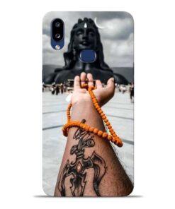 Shiva Samsung Galaxy A10s Back Cover