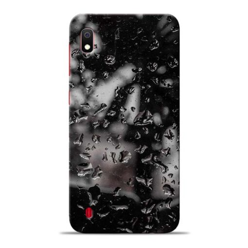 Water Drop Samsung Galaxy A10 Back Cover