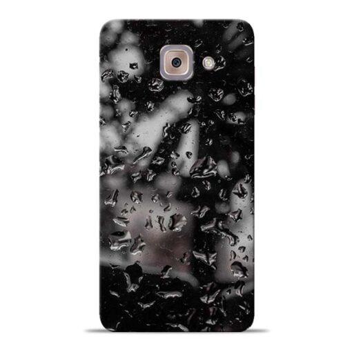 Water Drop Samsung Galaxy J7 Max Back Cover