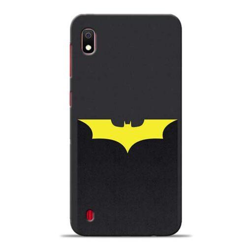 Yellow Bat Samsung Galaxy A10 Back Cover