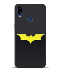 Yellow Bat Samsung Galaxy A10s Back Cover